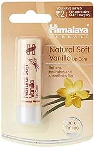 Himalaya Natural Soft Lip Care, Vanilla, 4.5g