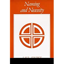 Naming and Necessity (Library of Philosophy & Logic)
