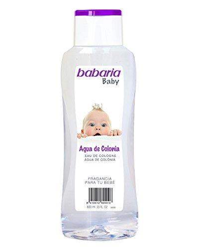 babaria Eau de Cologne Baby-Körperpflege 600 ml