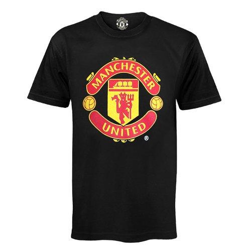 manchester-united-fc-herren-polo-shirt-mit-originalem-fussball-wappen-geschenk-schwarz-xl
