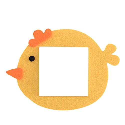 Preisvergleich Produktbild Netter Vogel-Schalter-Aufkleber für Hauptdekoration 8 Stück