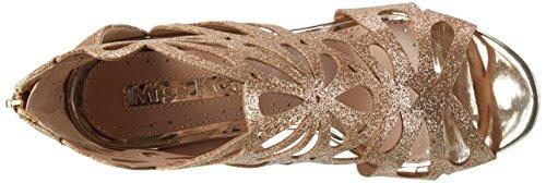 Miss KG - Flutter, Scarpe col tacco Donna Gold (GOLD COMB)