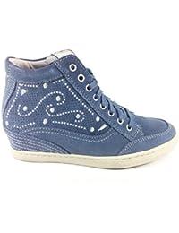 Tamaris1-1-23615-26-805 - Zapatos Mujer , color Azul, talla 37