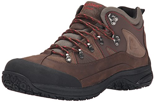 Dunham Men's Cloud Mid-Cut Waterproof Boot, Brown - 15 2E US (Schuhe Boot Dunham)