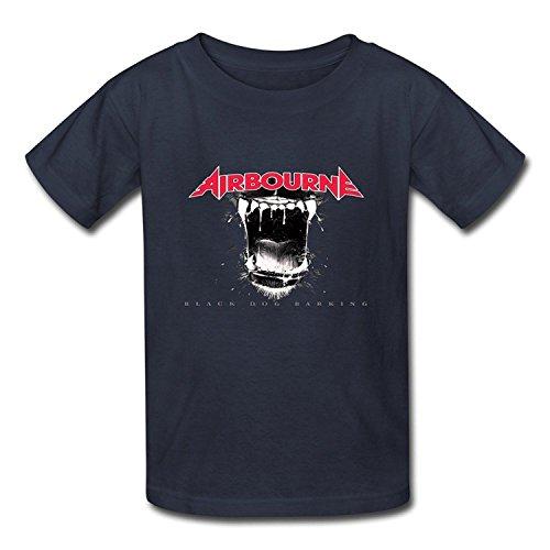 Goldfish Youth Retro Brand Airbourne T-Shirt Large