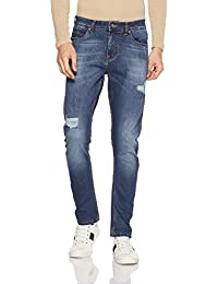 Amazon Brand - Symbol Men's Carrot Fit Jeans