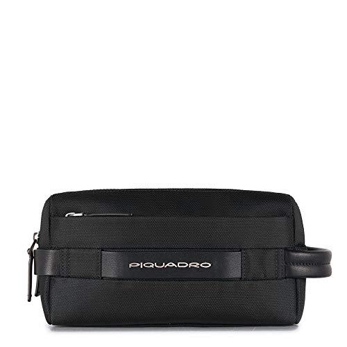 Piquadro Moderne Kulturtasche mit Tragegriff
