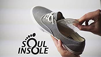 Soul Insole Micro-size Premium Orthotic | Relieve Plantar Fascitis & Heel Spurs Symptoms | Promotes Good Posture, Balance & Alignment For All Day 5