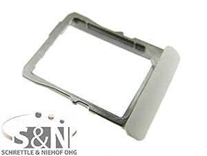 NG-Mobile Original HTC ONE XL Sim Tray Simkarten Halter Einschub Schlitten, weiß