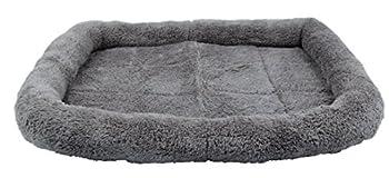 WINTHOME Luxe Lit pour chien Doux et chaud pour animal domestique Coussin de couchage Matelas pour chiens et chats