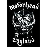 Drapeau Motorhead : England Sous Licence Officielle