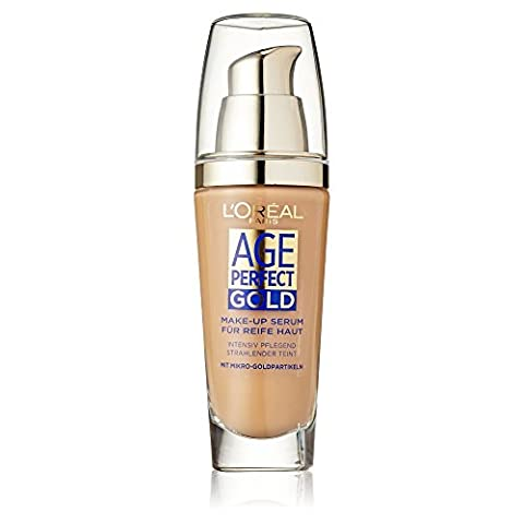 L'Oréal Paris Foundation Age Perfect Gold, 310 Rose Honey -