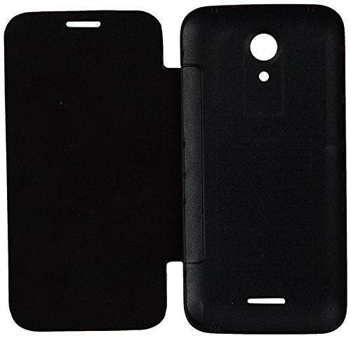 iCandy Flip Cover for Micromax Canvas 2.2 A114 – Black
