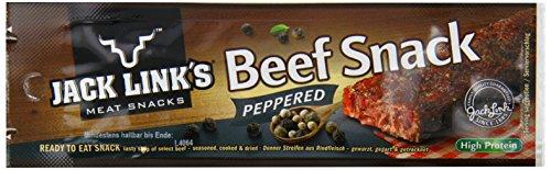 Jack Link's Beef Snack Peppered, 25er Pack (25 x 25 g)