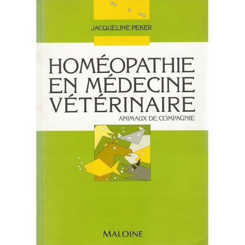 Homéopathie et médecine vétérinaire: Animaux de compagnie