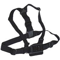 DynaSun Brusthalterung Körper Halterung für GoPro HD Kamera Hero 3+/3/2/1