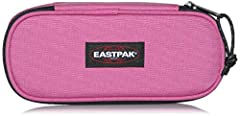 Idea Regalo - Eastpak Oval Single, Organizer Borsa Unisex Adulto, Rosa (Frisky Pink), 22 centimeters