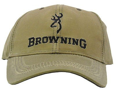 Browning 308412581 Casquette Mixte Adulte, Beige