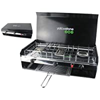 Yellowstone Outdoor Double Burner 10