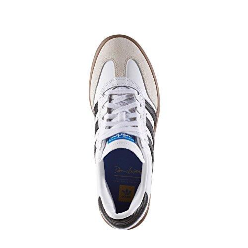 Adidas Busenitz Vulc Samba White/Core Black/Bluebird