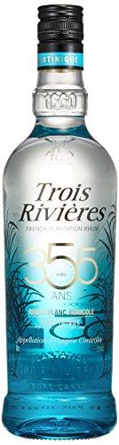 Preisvergleich Produktbild 3 TROIS RIVIERES 355 ANS RHUM BLANC AGRICOLE MARTINIQUE RUM PURE CANNE RON 55%V