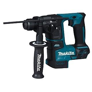 Makita DHR171Z Li-ion LXT Brushless Rotary Hammer, 18 V, Blue, 17 mm