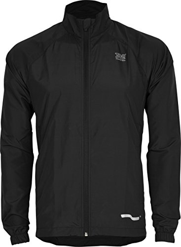 Tao Sportswear giacca da uomo teamplayer nero