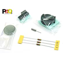 POPESQ® - DS1307 KIT RTC CLOCK I2C with BATTERY Arduino compatible MCU #A234