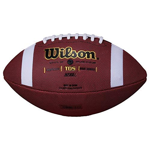 Wilson Football TDS - Braun - Senior