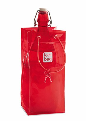 icebag-basic-ice-buckets-red-pvc-by-ice-bag