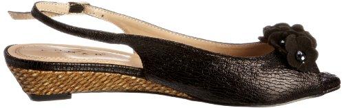 Lunar Flh086 - Scarpe col tacco da donna Nero (Black)