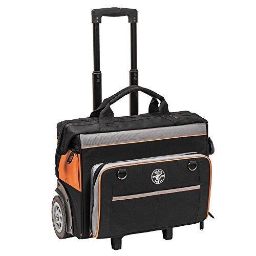 Klein Tools 55452RTB Tradesman Pro Organizer Rolling Tool Bag by Klein - Tool Rolling Bag