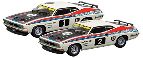 Scalextric - Sca3587a - Ford Xb Falcon - Touring Car Legends - Echelle 1/32