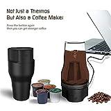 SHIJING Mini Automatische Kapsel Tragbare Kaffeemaschine Outdoor Topf Haushalt Extraktion Mobile Power USB Lade Wärme Preservati Cup