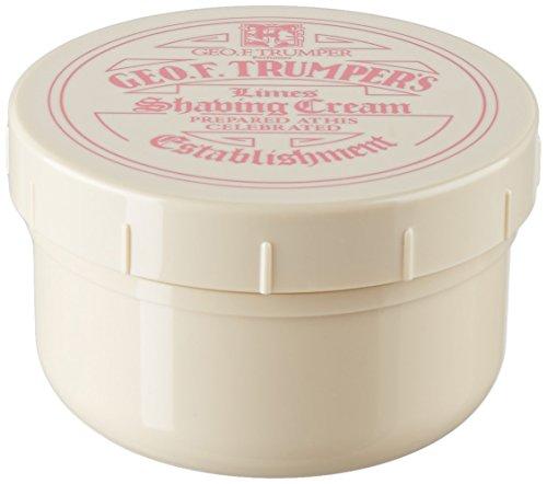 Geo. F. Trumper: Limes Soft Shaving Cream Bowl - Shaving Cream Bowl