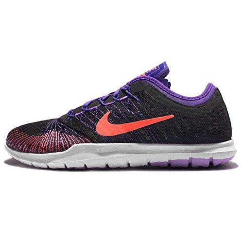 Nike 831579-005, Chaussures de Sport Femme Noir