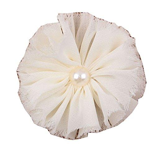 Mode Fleur Coiffe de Surker bricolage mousseline Fleur Burr enfant