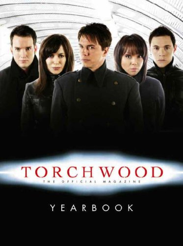 Stoff Dance Kostüm - Torchwood The Official Magazine Yearbook