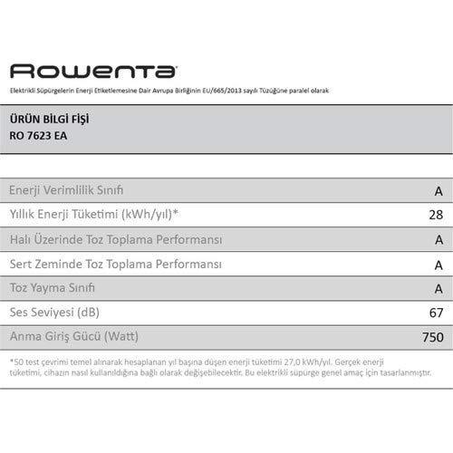 Rowenta Silence Force Cyclonic 4A RO7623EA