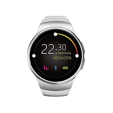 SMART Watch et lecteur vidéo, vision de nuit montre Bluetooth pour femme montre de sport pour hommes, Digital montre bracelet, DE HAUTE Qualité, LED montre intelligente, HD Bluetooth Smart poignet montre de sport pour appareils iOS