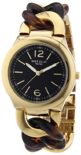 Mike Ellis Damen-Armbanduhr Analog Quarz Alloy L3079AGM/1