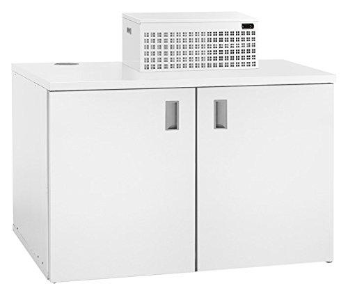 Fasskühler, 1870x730x1060mm, 4x1 50L/4x2 30L Fässer, ver-