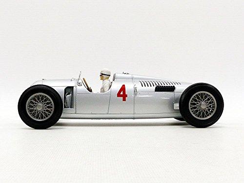 Minichamps 1553610041: 18AUTO UNION Typ C–2. Platz Grand Prix Automarke de Monaco 1936