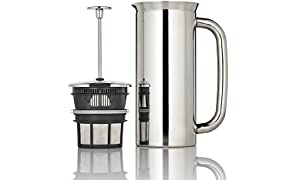 Espro 1018C2 Coffee Press P7-18 oz, Vacuum Insulated, Polished Stainless Steel