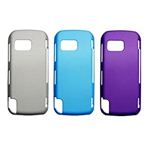 Winsome Deal Hard Back Cover Case for Nokia 5233 (Pack Of 3)