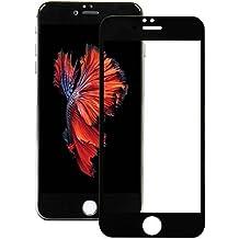"""3D Protection d'Écran Film Vitre iPhone6 et iPhone6s - Economisez plus de 60% Prime Day, MORECOO 9H Protecteur Full Coverage 99% Verre Trempé Screen Protector Haute Transparence Dureté Anti-rayures Sans Bulles Ultra-mince [4.7"""" Noir]"""