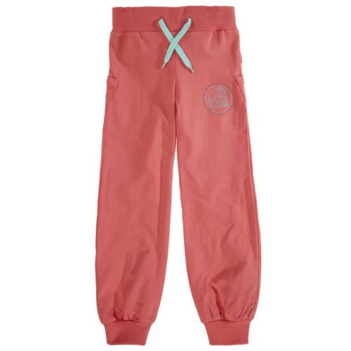NAME IT Vena Kids Unb Sweat Pant Calypso Coral Bambina 152