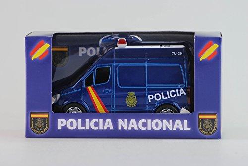 FURGÓN POLICÍA NACIONAL GT-3689