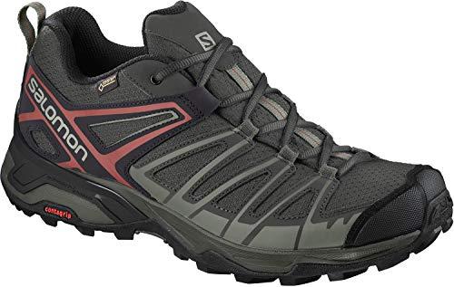 Salomon Men s X Ultra 3 Prime GTX Hiking and Multisport Shoes Waterproof c5bf7696486