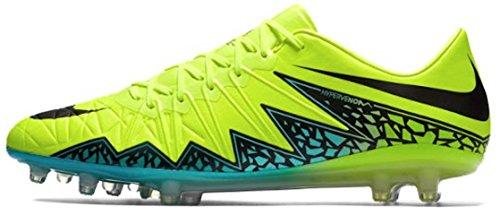 Nike Herren Hypervenom Phinish (FG) Fußballschuhe Amarillo (Amarillo (Volt/Black-Hyper Turq-Clr Jade))